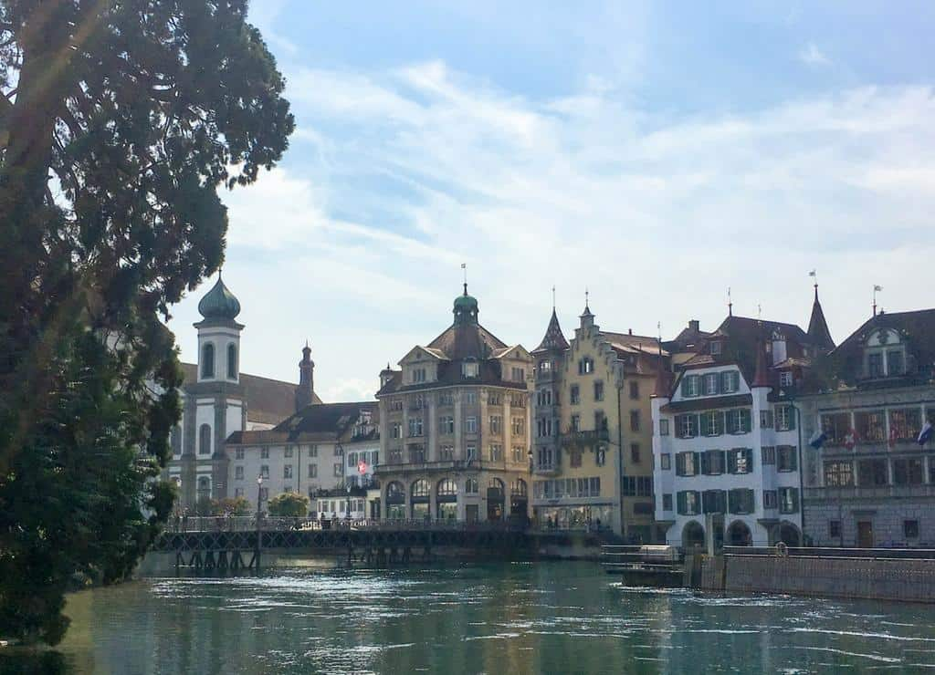 Fairytale Lucerne Switzerland