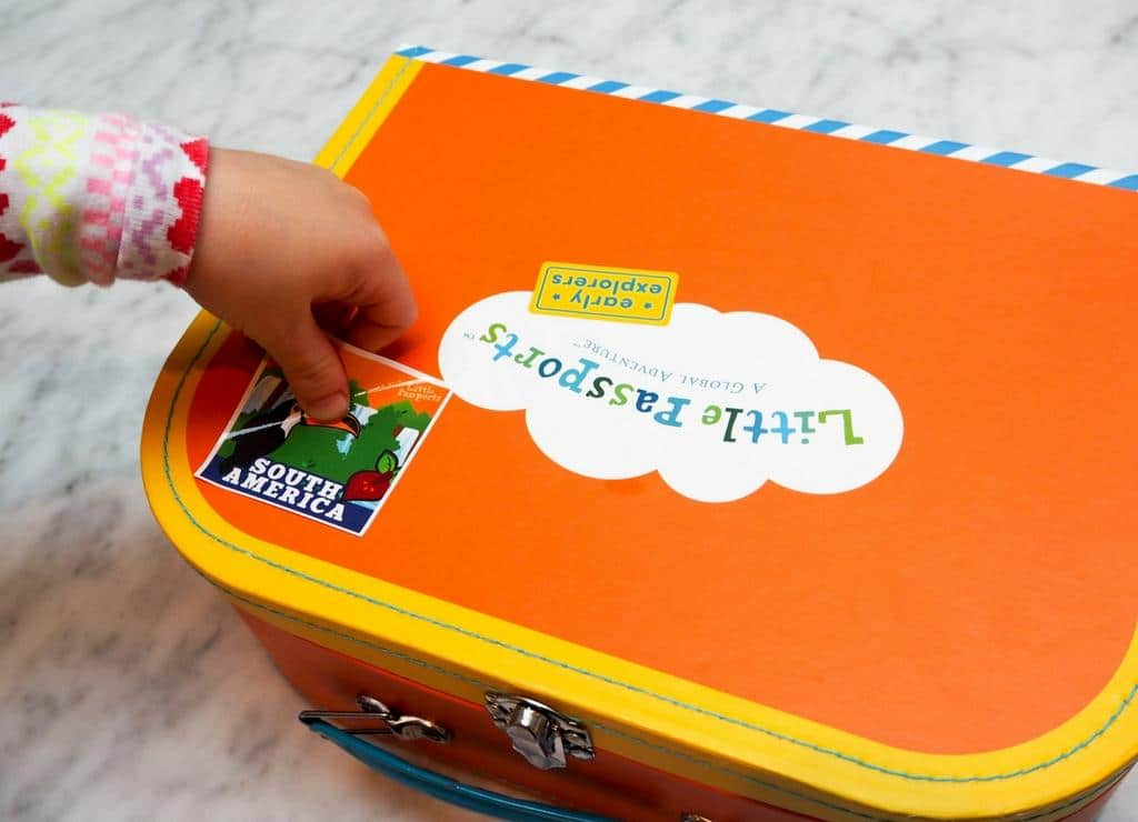 Little Passports review Early Explorers subscription box