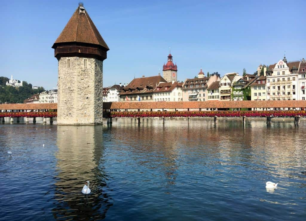 Postcard from Switzerland – things to do in Lucerne