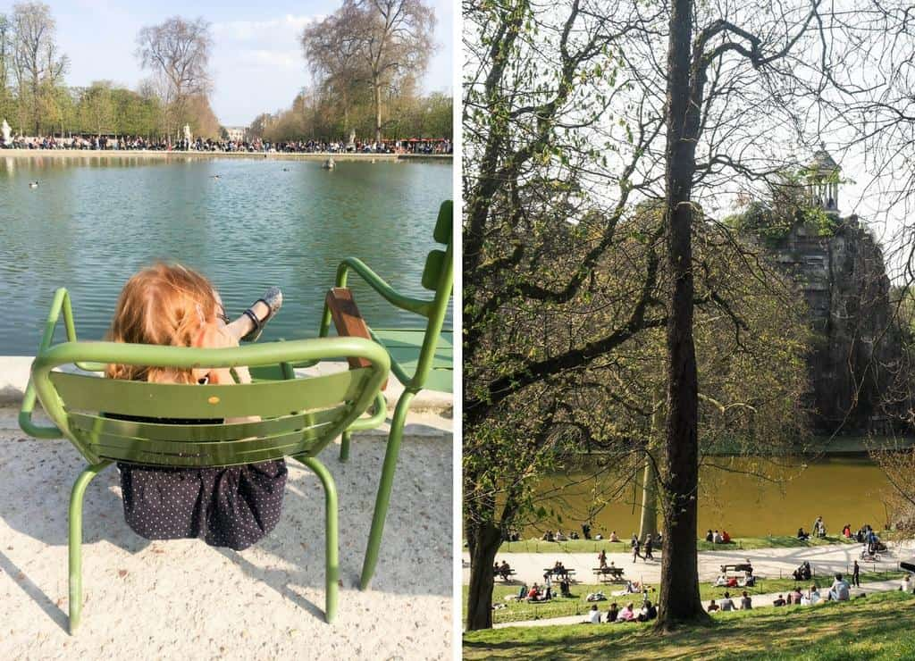 Paris parks for kids - things to do with kids in Paris