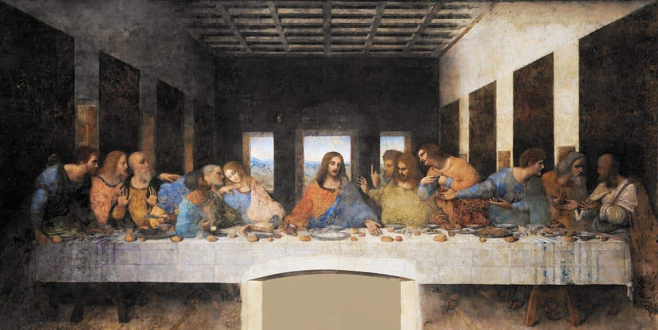 Da Vinci The Last Supper Milan