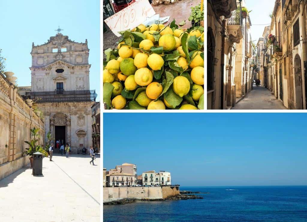 Scenes from Ortigia Syracusa - sicily italy travel