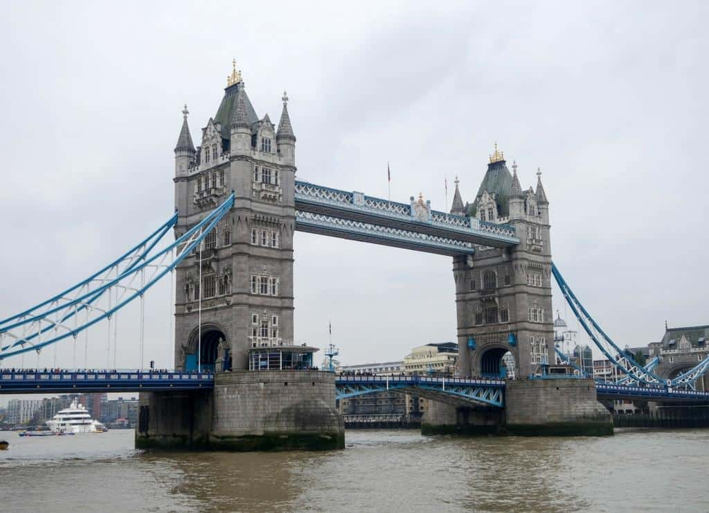 Tower Bridge London - london itinerary 3 days