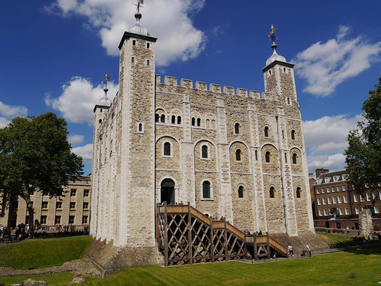 Tower of London- 3 days london itinerary