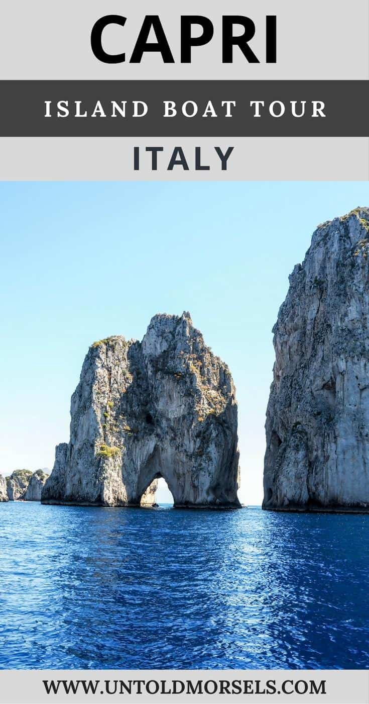 Capri boat tour: Discover Italys enchanting island from ...