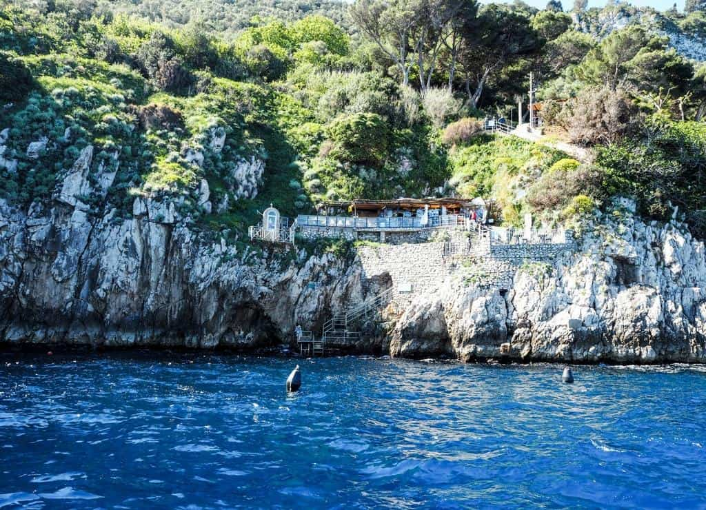 capri italy blue grotto capri tours