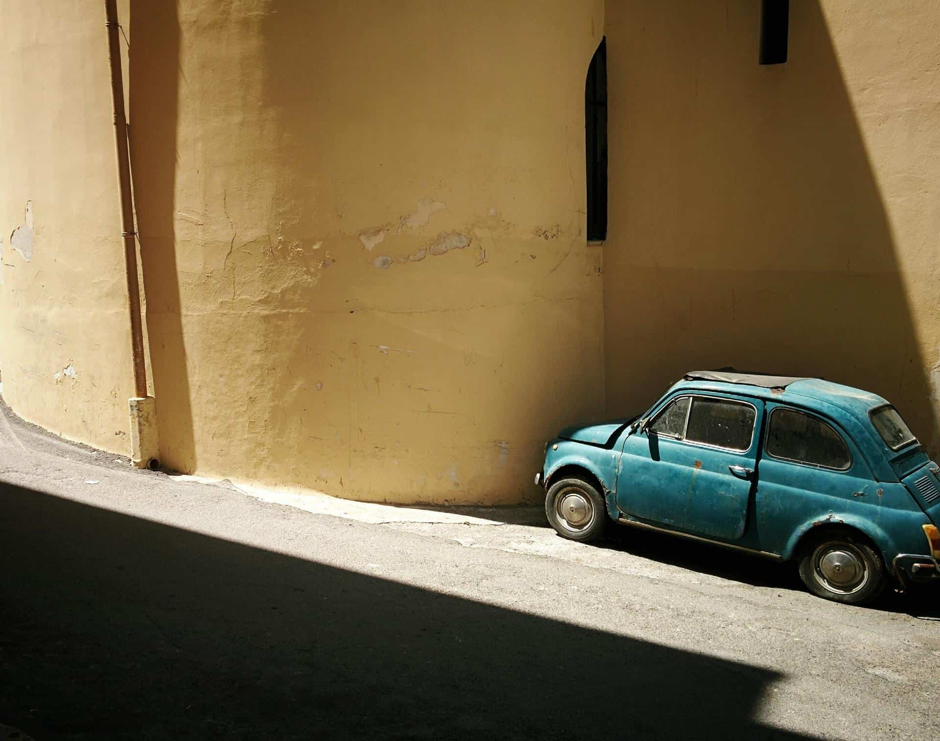 Driving in Italy -parking tips