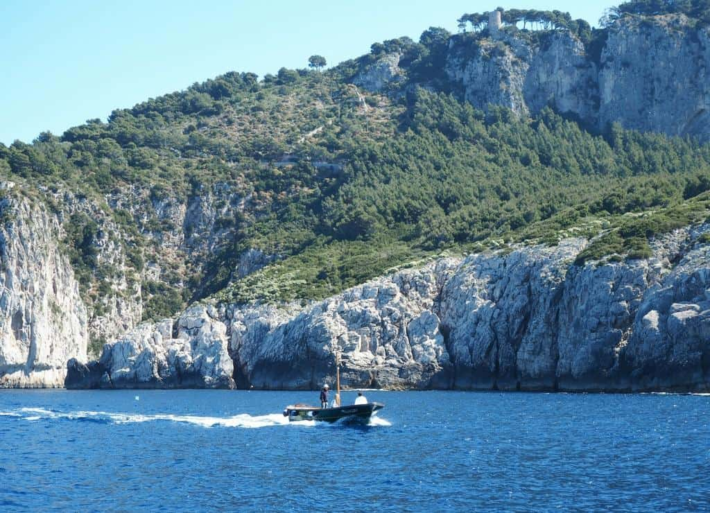 Capri Boat Tour Discover Italy39s Enchanting Island From The Water