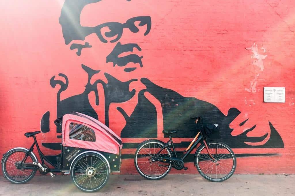Bike rental Copenhagen with Donkey Republic