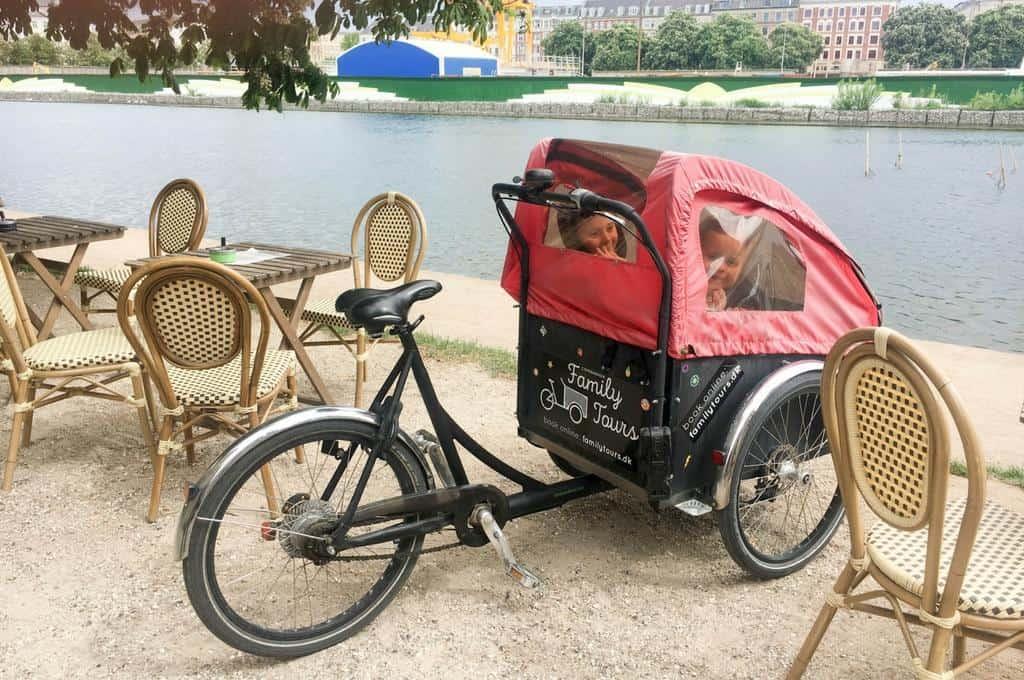 Christiania bike rental Copenhagen