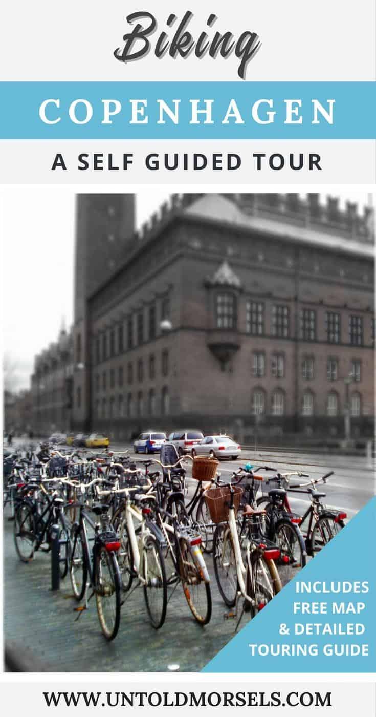 db99664e1 Copenhagen bike tour - rent a bike in Copenhagen and see the sights -  Little Mermaid