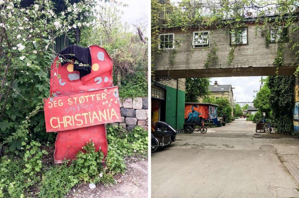 Freetown Christiania Copenhagen