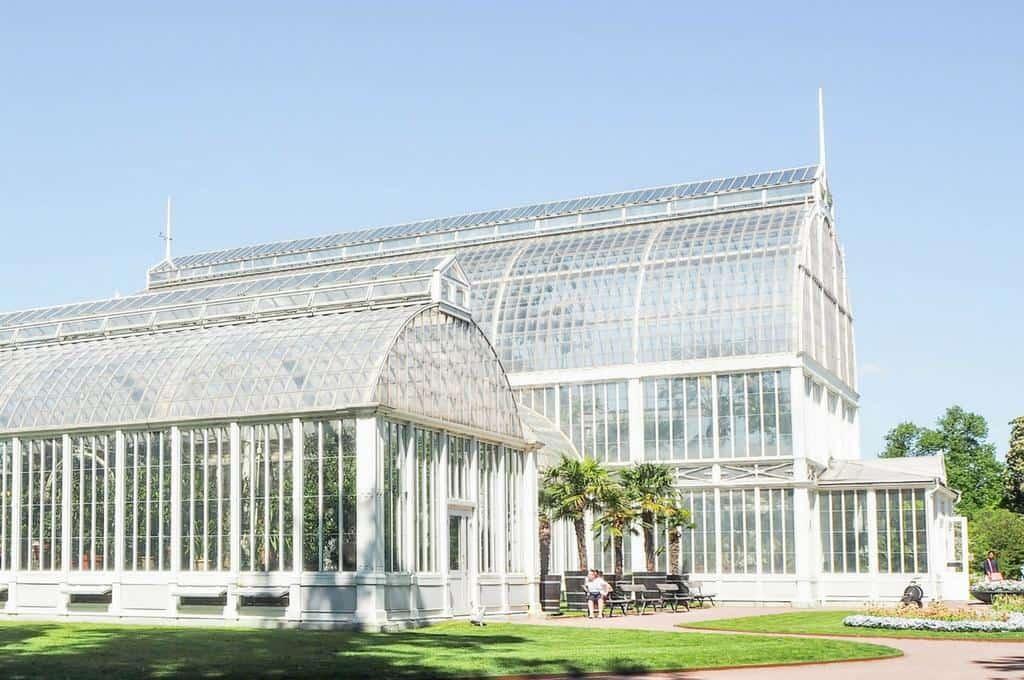 Gothenburg botanic gardens