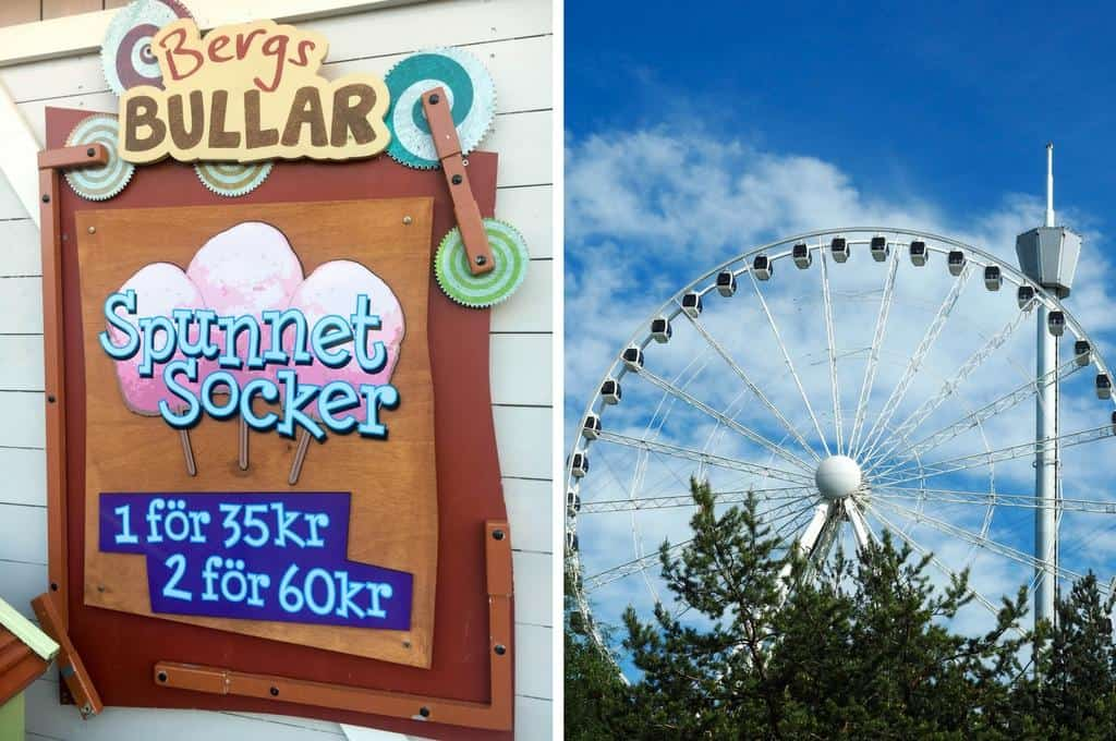 Liseberg - things to do in Gothenburg Sweden