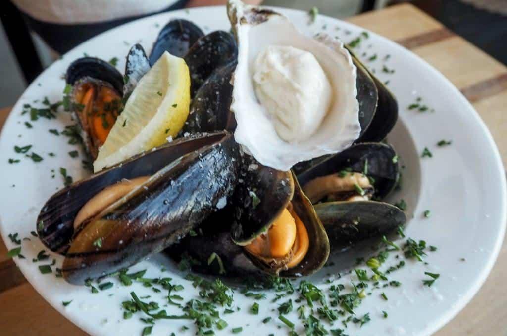 Mussels - Retaurang Gabriel Gothenburg