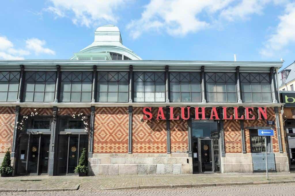 Saluhallen Gothenburg