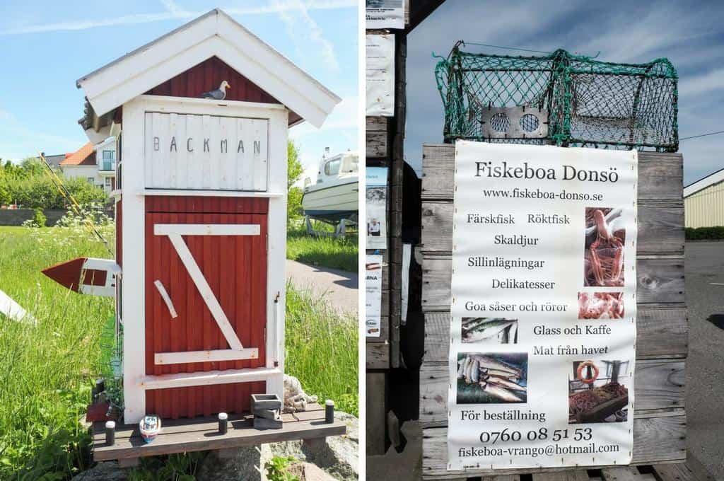Donso - Gothenburg archipelago