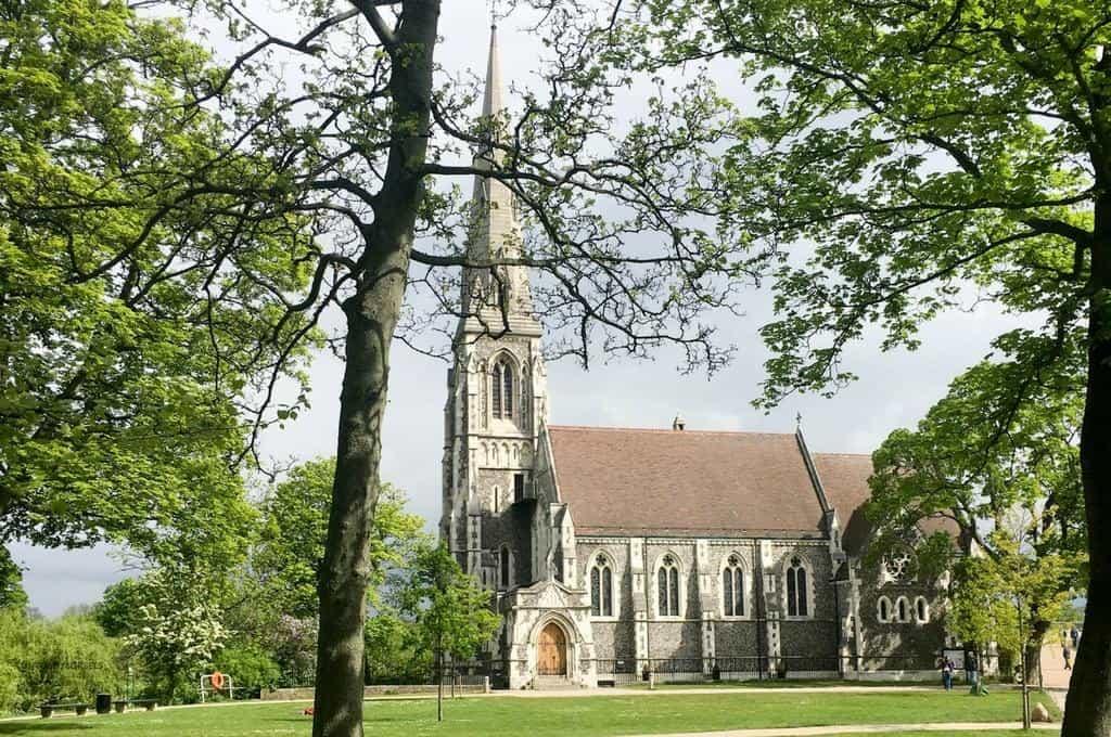 St Albans Church Copenhagen