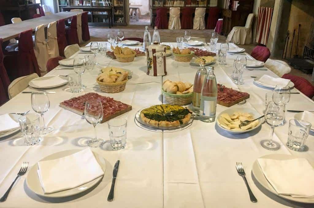 Brescian hospitality