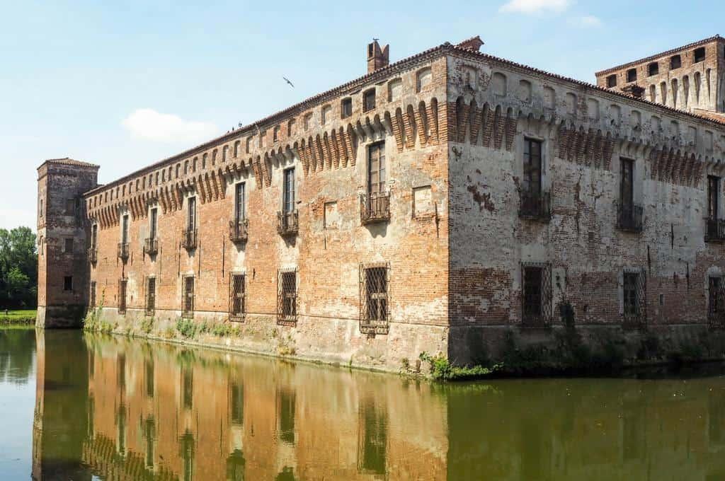 Castello di Padernello Brescia