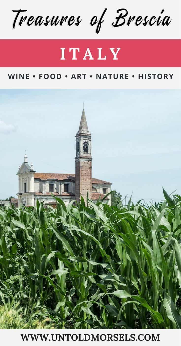 Brescia in northern Italy - history, art, culture, Lake Garda, Lake Iseo, roman ruins