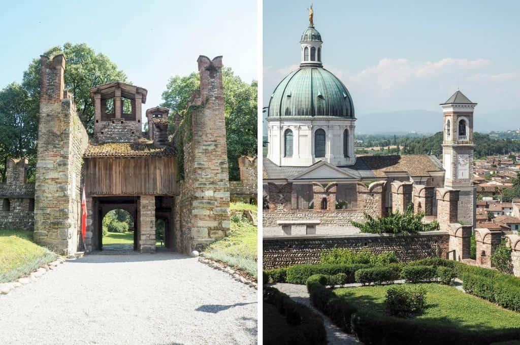 Montichiari Castello Bonoris