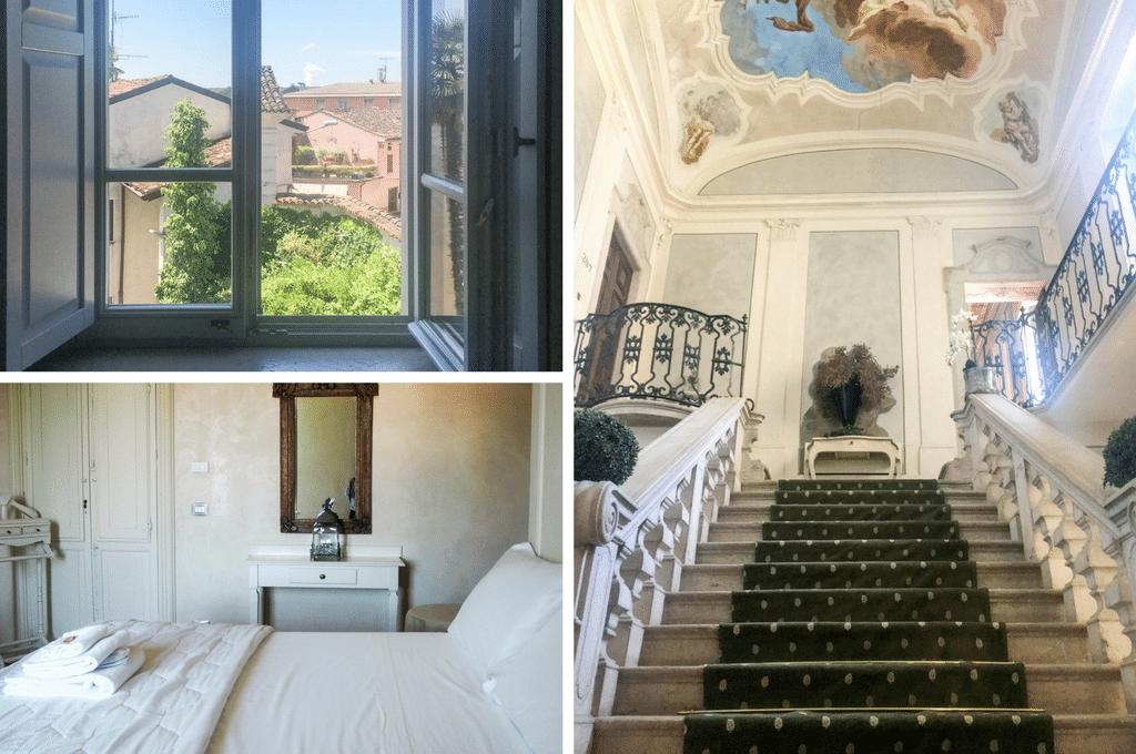 Palazzo Novello in Montichiari