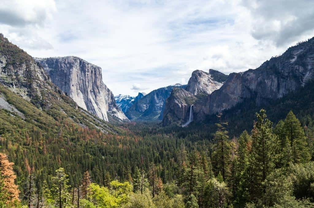 Visiting Yosemite National Park