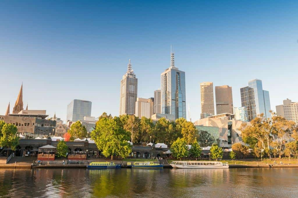 8 luxury boutique hotels in Melbourne 2018