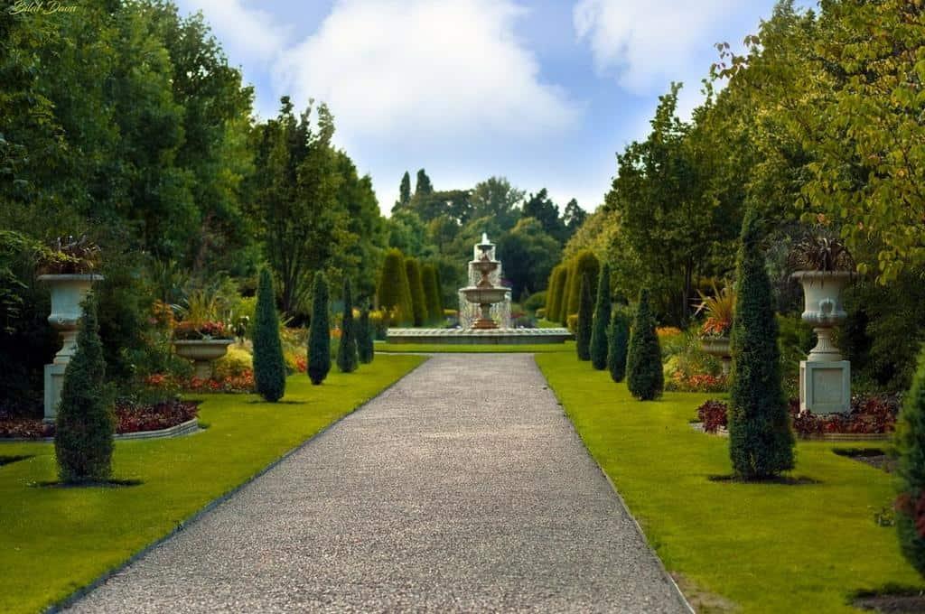 Regent's Park London - london famous gardens