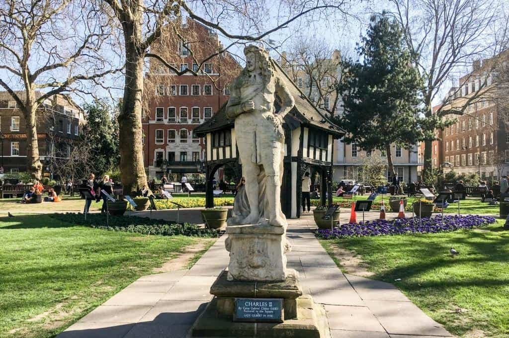Soho Square London