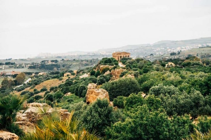 valley of the temples agrigento sicily