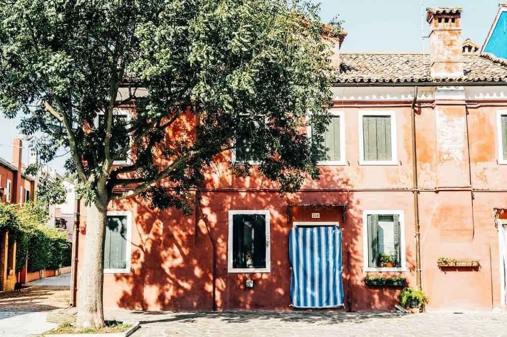 Burano Venice Islands