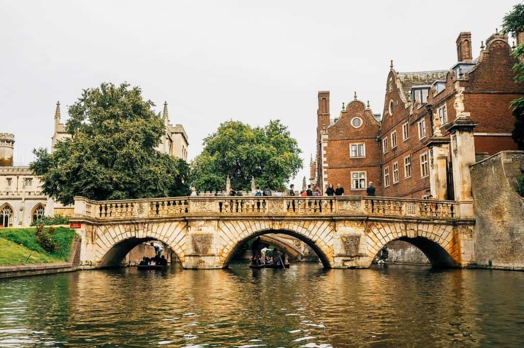 Why Cambridge is the perfect day trip from London