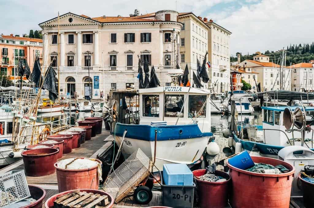 things to do in Piran Slovenia