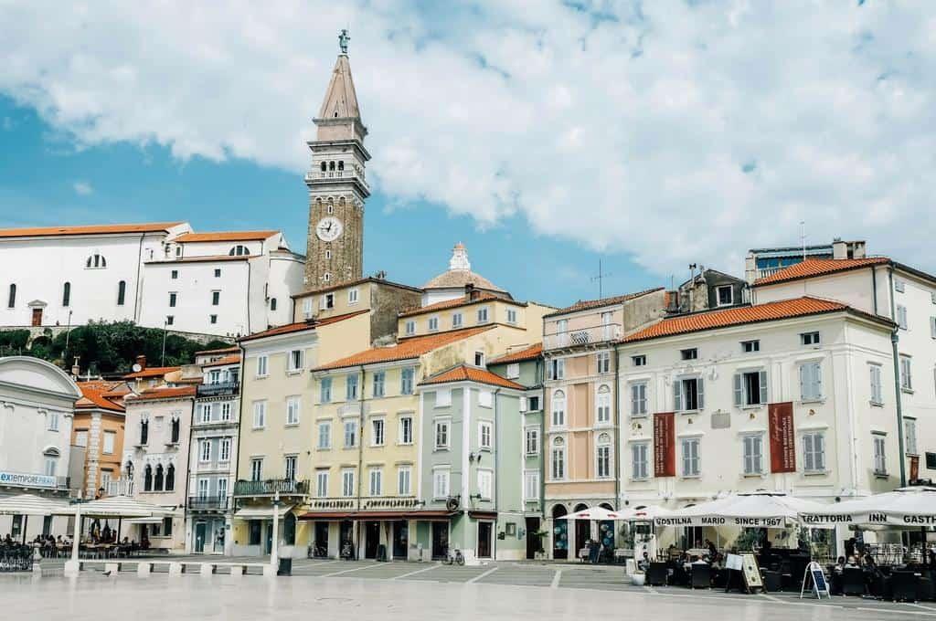 Tartini Square Tartinijev trg