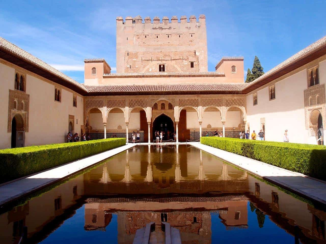 Court of the Myrtles Alhambra