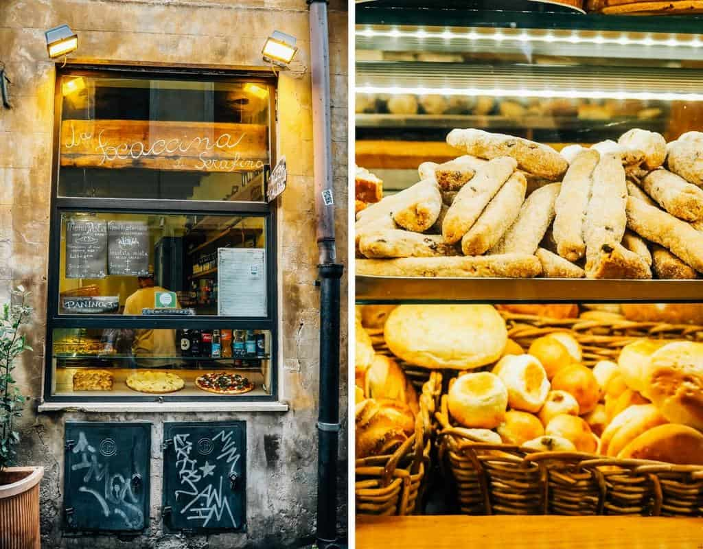 forno roma rome food guide