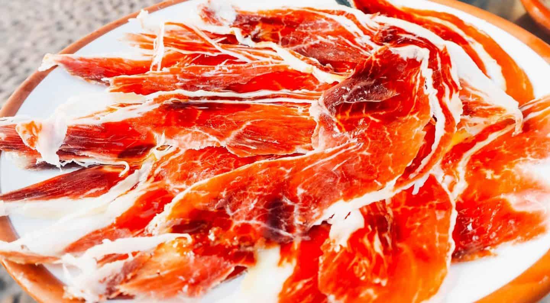 seville cuisine - jamon iberica de belotta