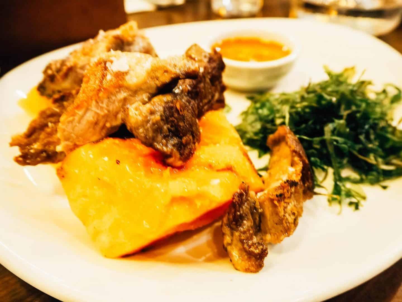 presa iberica - best food seville