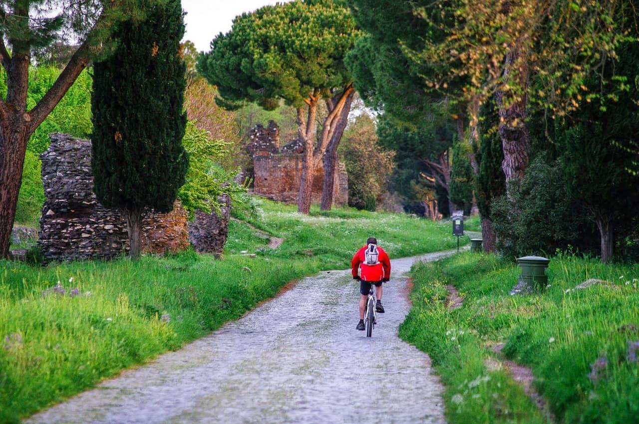 Bike Tours Outside Rome