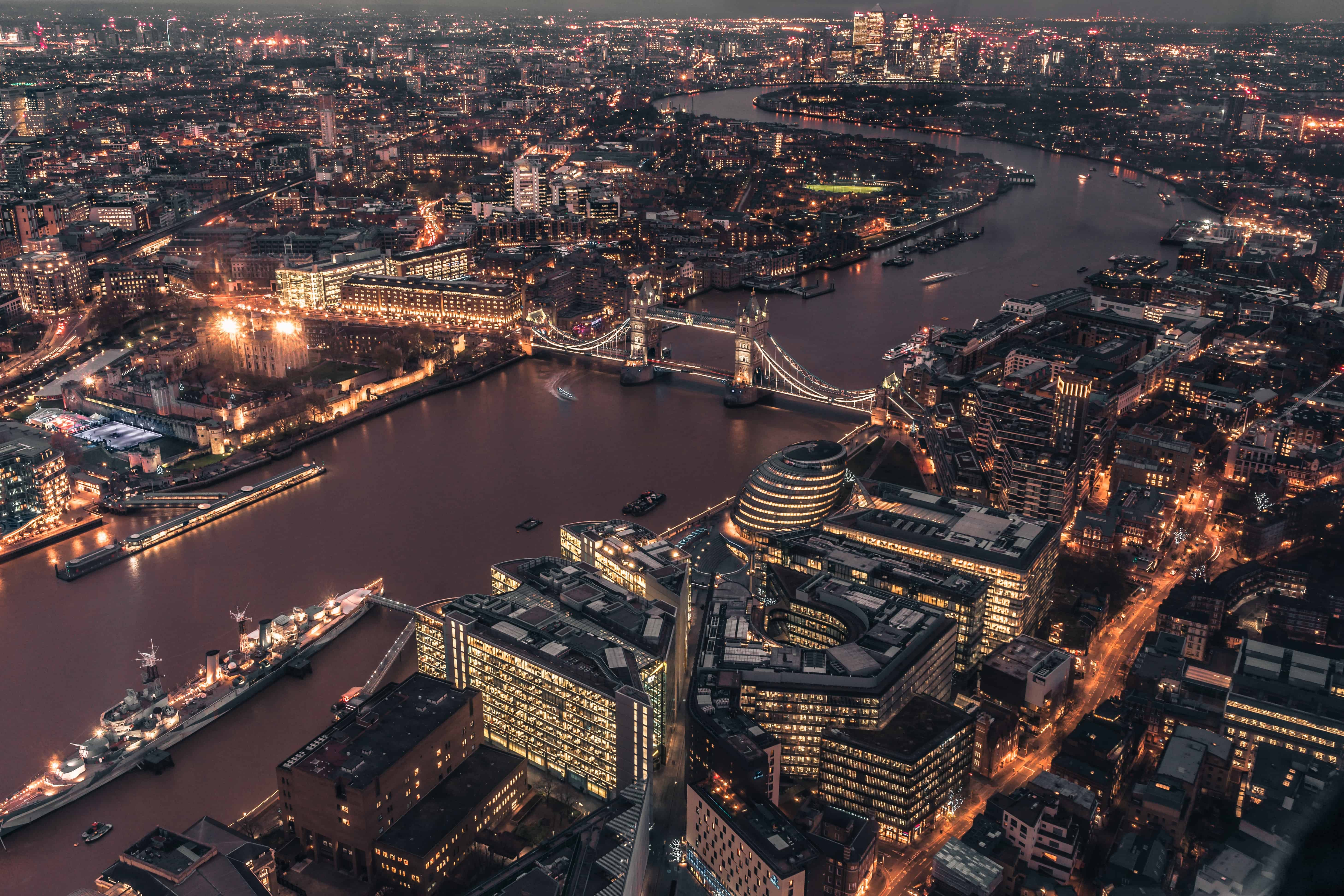 London after dark – the best things to do in London at night
