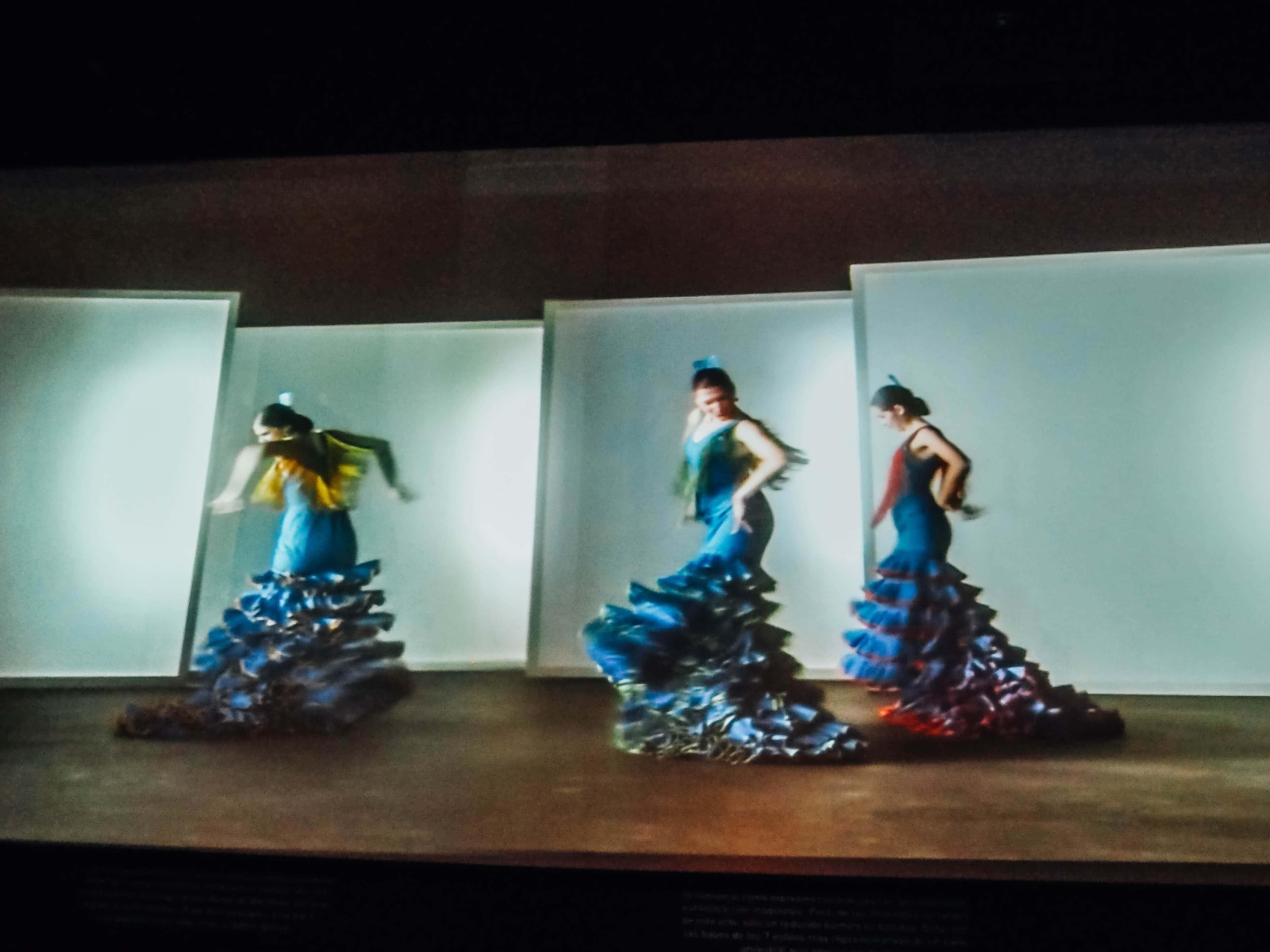 flamenco museum seville dancers