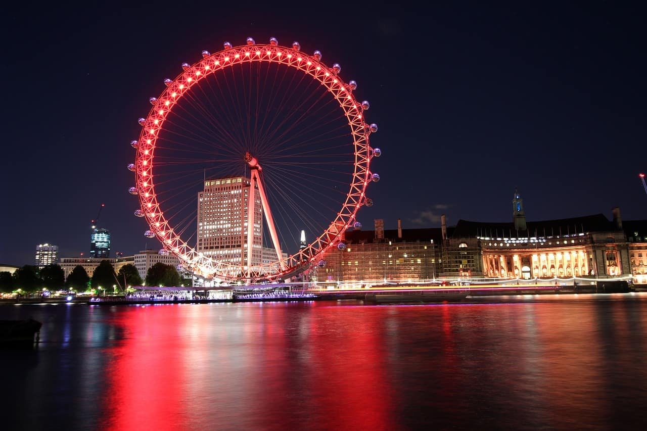 London after dark - the best things to do in London at night