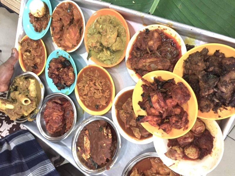 banana leaf - best indian food in KL