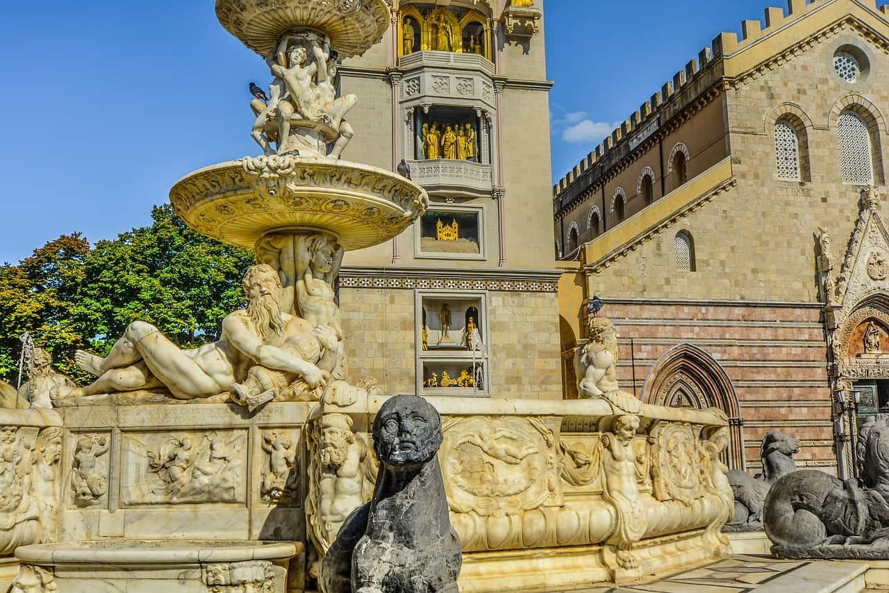 Messina Sicily - great Italian cities