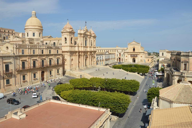 Noto Sicily Italy