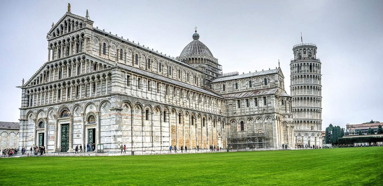 Pisa Tuscany - one of the most beautiful cities in Italy