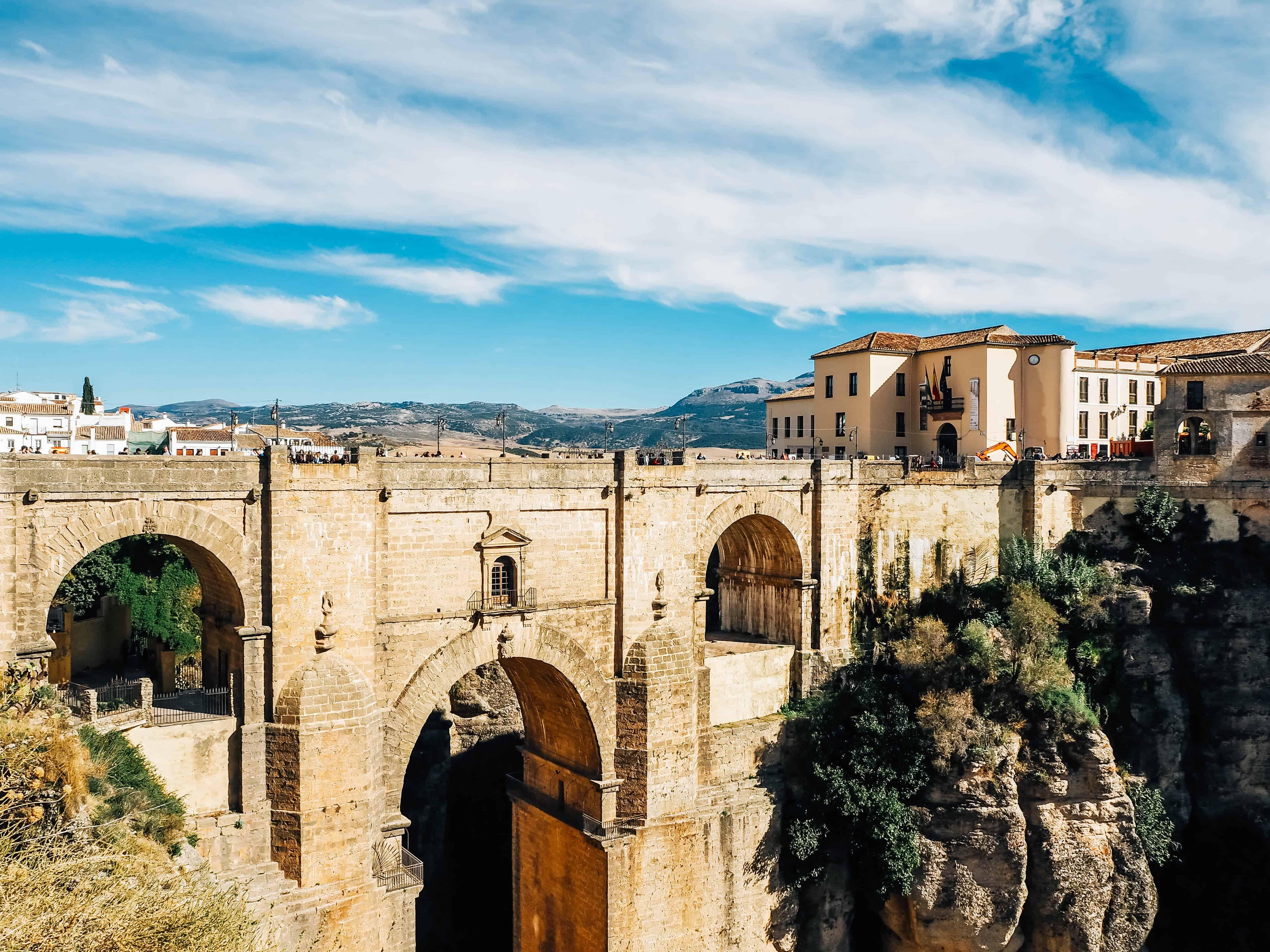 Views For Miles On An Incredible Day Trip To Ronda Spain