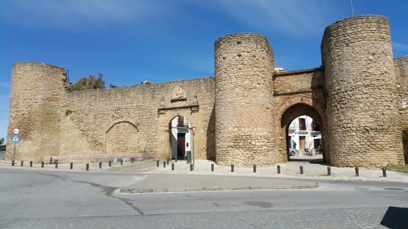 Puerta de almocabar ronda spain